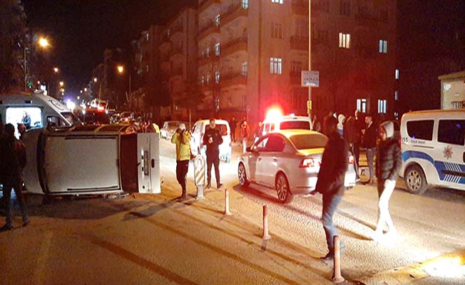 Gece yarısı kaza