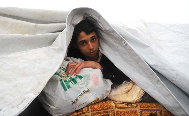 İdlib'e acil yardım çağrısı