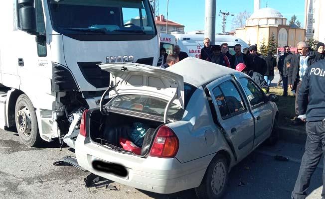 İYC Kavşağı kazasında yaralılardan birisi öldü