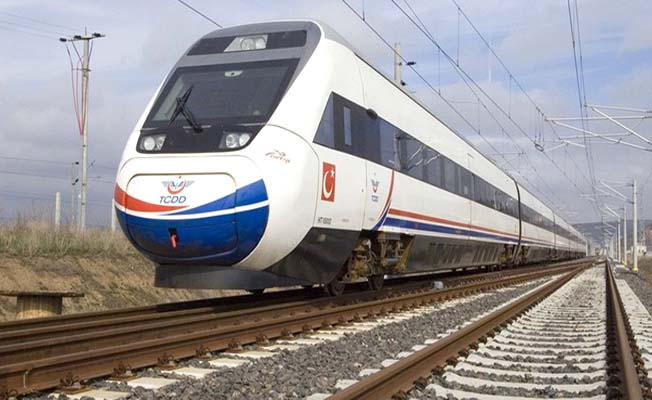 O ilde hızlı tren kampanyası