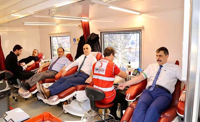 28. kan bağışı