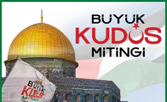 Büyük Kudüs mitingine davet