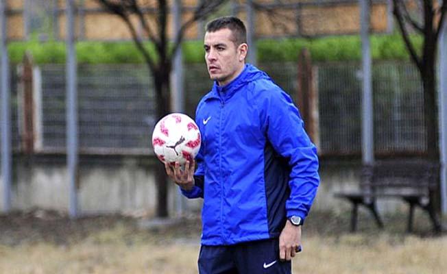 Çorum FK'ye yeni teknik direktör