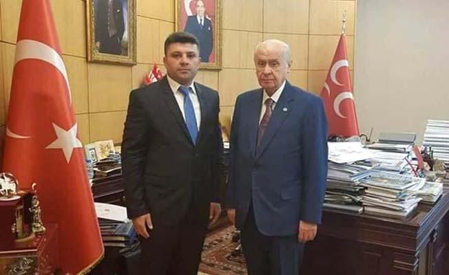 MHP Merkez İlçe'ye yeni atama
