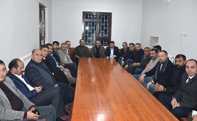 MHP Teşkilatı İskilip'te buluştu