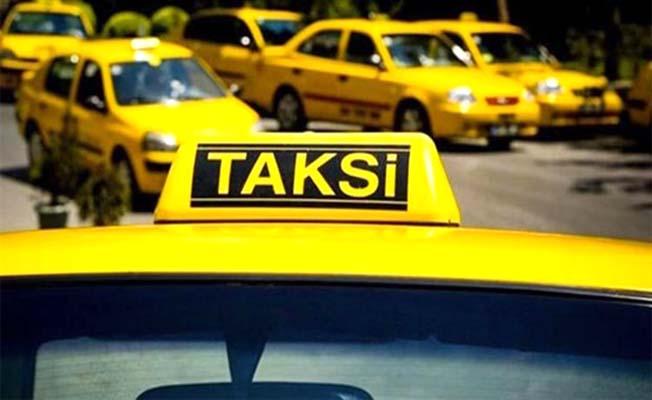 81 ile ticari taksi genelgesi