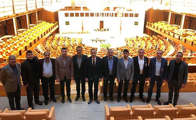 Alacalılar Meclis'te
