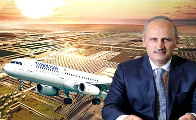Bakan'ın Çorum programında havaalanı var