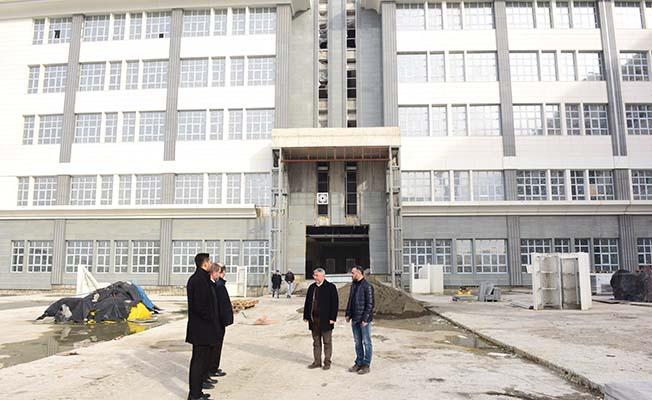 Belediye binasında son durum