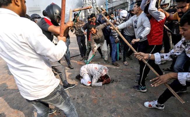 Hindistan'da Müslümanlara zulme tepki
