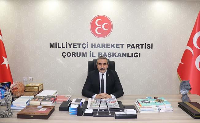 MHP'den Bakan ziyareti yorumu