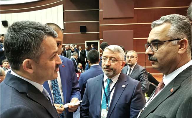 Mezbahaneyi Tarım Bakanı açacak