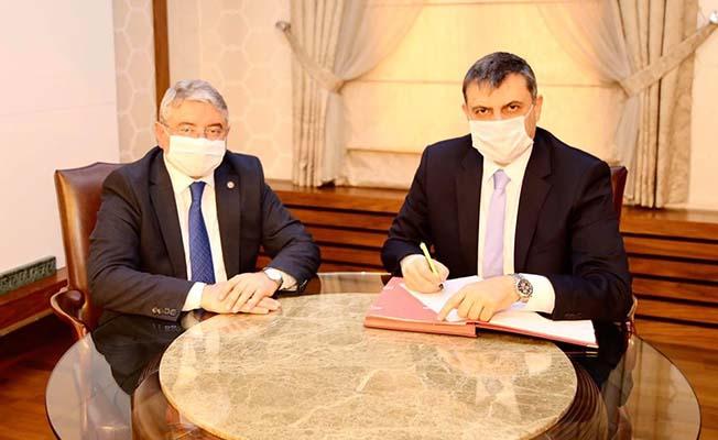 Temiz hava protokolü imzaladılar