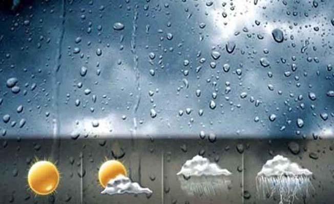 Yeni haftaya yağışla giriyoruz