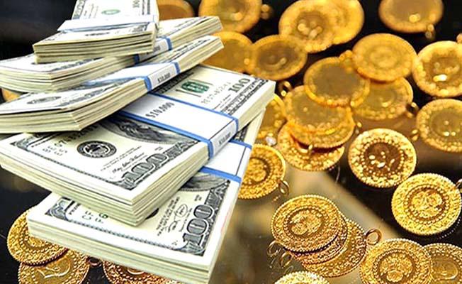 Altın hareketli, dolar kritik seviyenin üzerinde tutunuyor