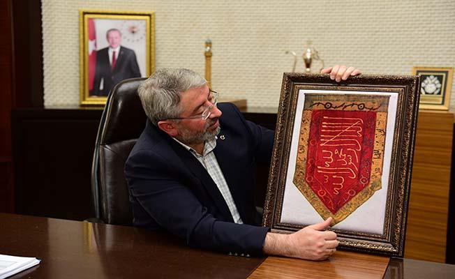 Çorumlu Mehmetçik'ten anlamlı hediye
