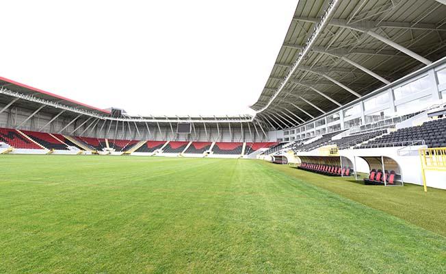 Gelecek sezon maçlar yeni stadyumda