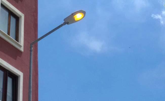 Sokak lambalarını söndürelim