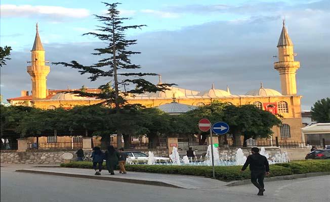 Ulu Cami batısında kentsel dönüşüm