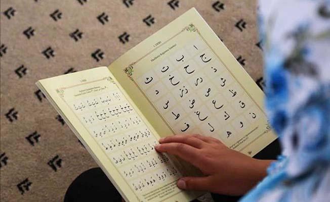 Yaz Kur'an kursları için hazırlık