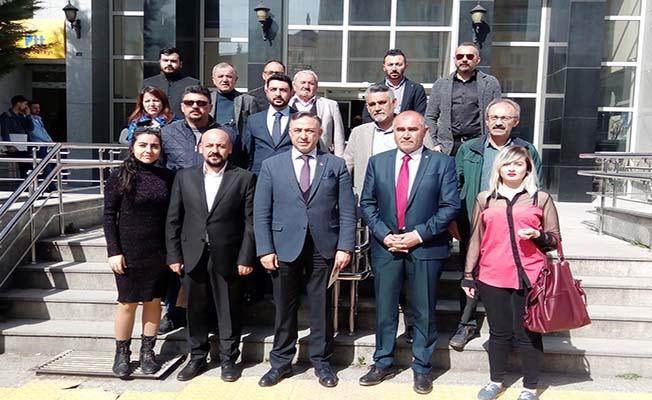 CHP torpilli personel iddialarını mahkemeye taşıdı