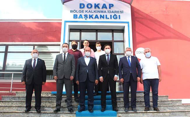 DOKAP'tan Çorum'a yatırım için ilk hamleler