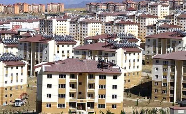 TOKİ'den Çorum'a 754 konut