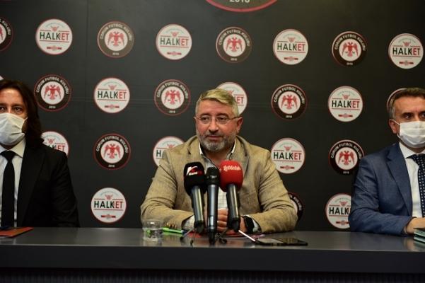 Çorumspor FK için çarpıcı mesaj