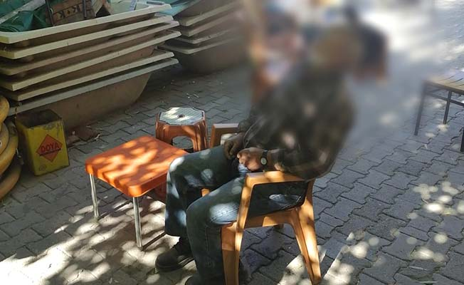Kahvehanede hayatını kaybetti