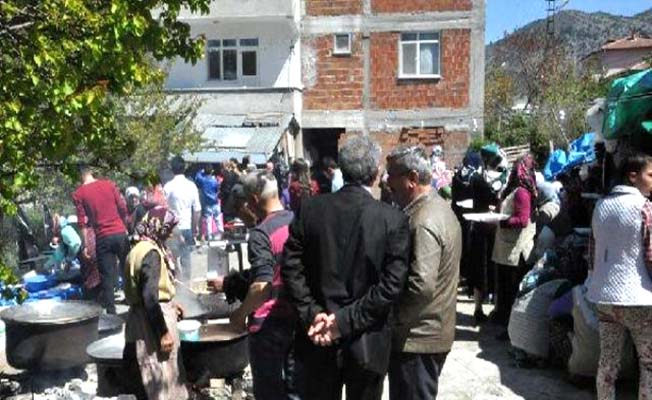 Kargı'da düğün yemekleri yasaklandı