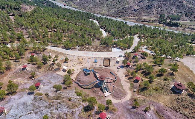 Sıklık Tabiat Parkı kapatıldı