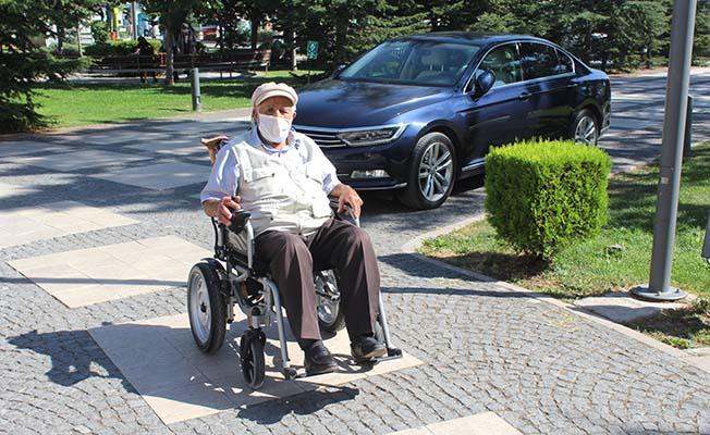58 yıllık şoföre vefa