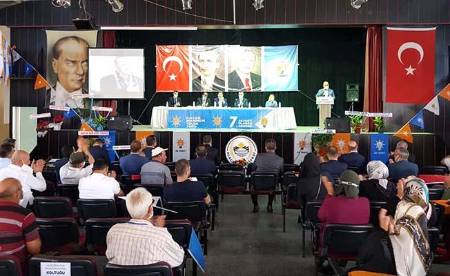 AK Parti Alaca İlçe Başkanı belli oldu