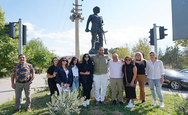Baltacı Mehmet Paşa'nın torunları Osmancık'ta