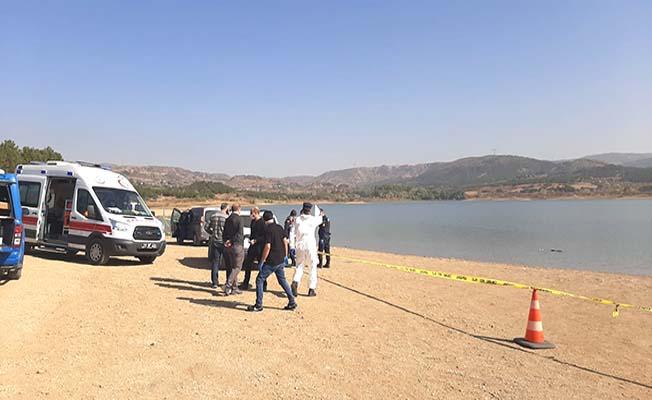 Barajda bulunan kadın cesedinin kimliği belirlendi