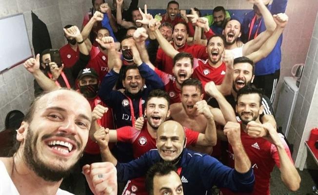 Maç bitti, Çorum FK 4-0 Niğde Anadolu FK