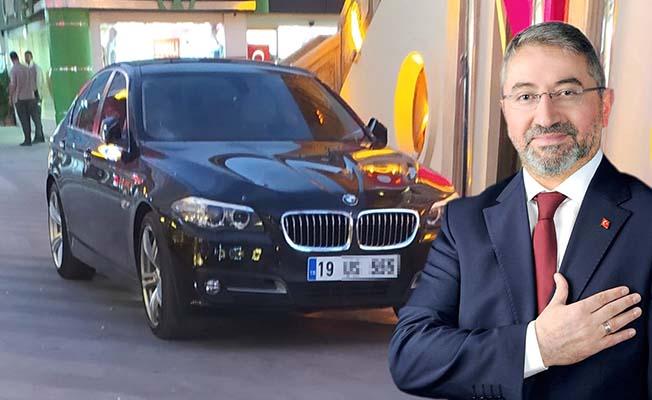 2 aracını sattı, 5 yaşında BMW aldı