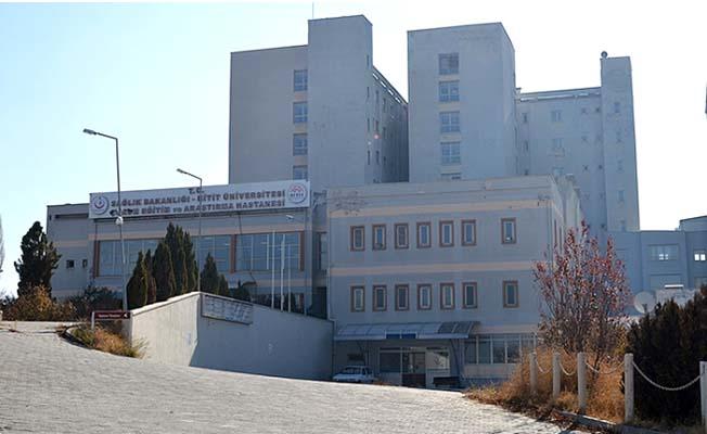 Eski hastane ile ilgili yeni gelişme