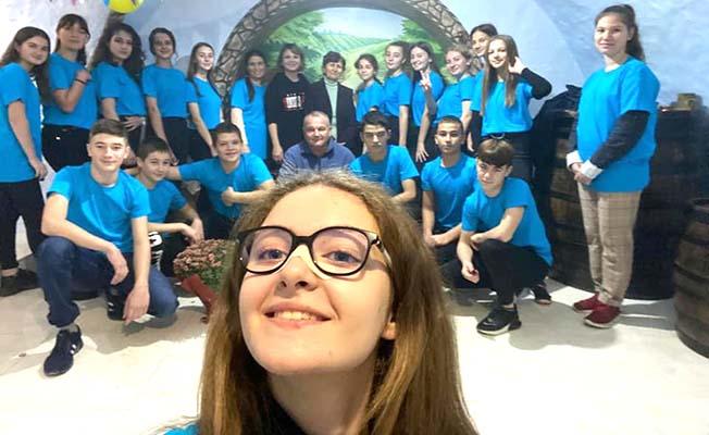 Gagavuzya'ya malzeme yardımı