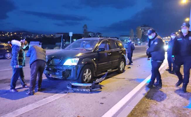 Yine Sungurlu yine kaza!