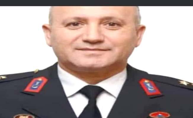 Çorumlu komutan hayatını kaybetti