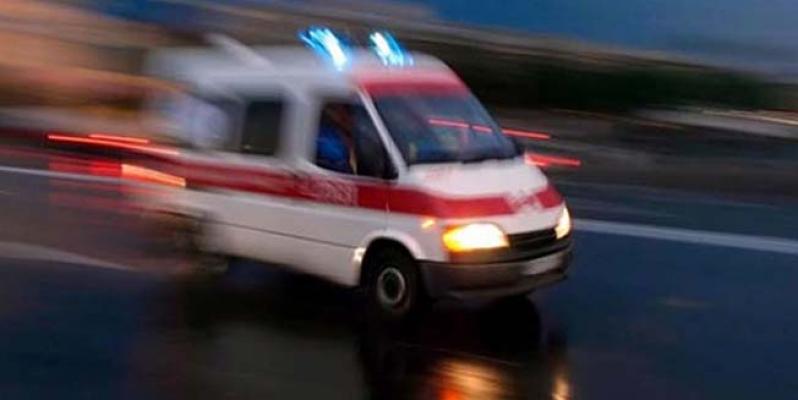 Balkondan düşen genç kız yaralandı