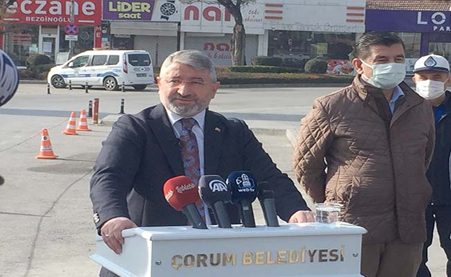 Belediye Çimento Fabrikası'nı satın alıyor