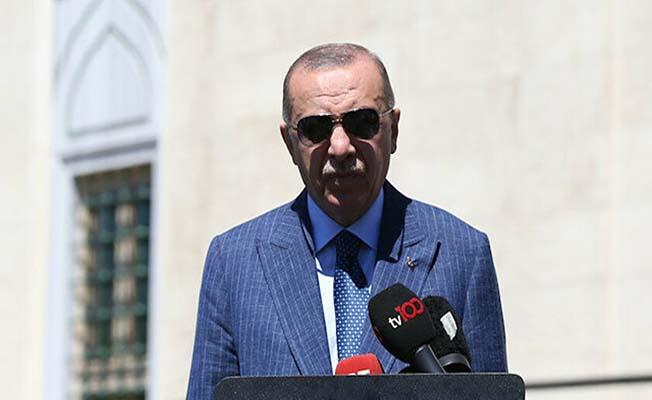 Erdoğan'dan kısıtlama açıklaması