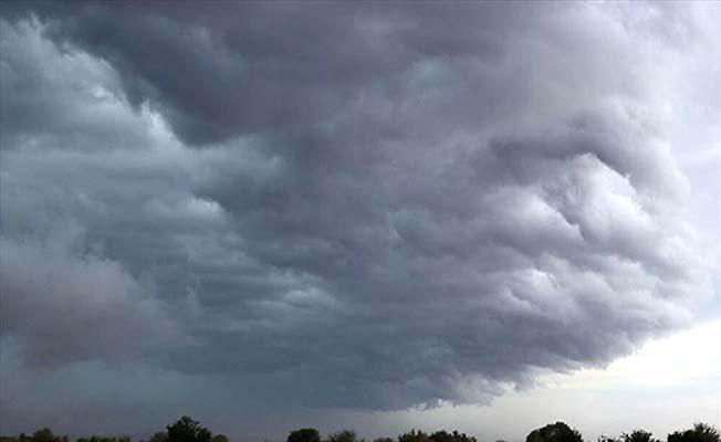 Fırtına uyarısı