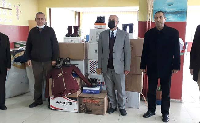 İstanbul'dan çocukları ısıtacak hediye