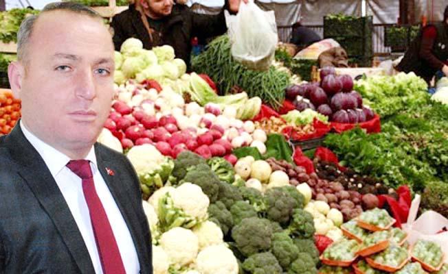 Sebze pazarlarında yeni gelişme