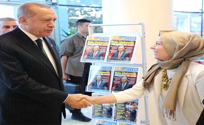 AK Parti İstanbul il yönetiminde bir Çorumlu