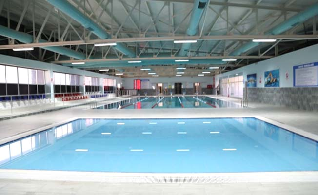 2 mahalleye yüzme havuzu