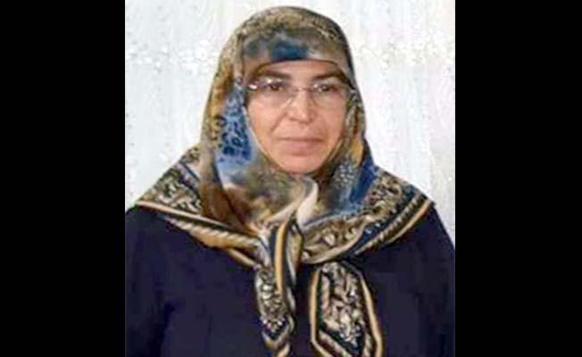 Şehriye Mazman vefat etti